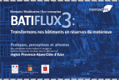 (Français) Economie circulaire et bâtiment : Nomadéis présente les conclusions de l'enquête BATIFLUX 3 en région Provence-Alpes-Côte d'Azur…