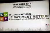 Colloque national « Le bâtiment, moteur de solidarité, d'économie et d'innovation » : Nomadéis anime deux tables rondes…