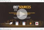 VIDEO Nomadeis 2017 - Résultats Projet (RE)SOURCES PACA